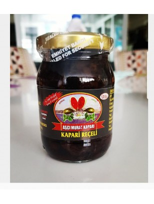 Şekersiz Kapari Reçeli 350 gr.